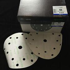 Festool TITANIO 2 discos de lijado Ø 185mm P360, 100 piezas