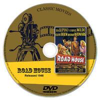Road House (1948) - Ida Lupino, Cornel Wilde - Action, Drama, Film-Noir DVD