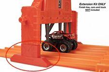 Super 6 Lane Raceway Extension Kit (for Hot Wheels finish line) Stand Feet Riser