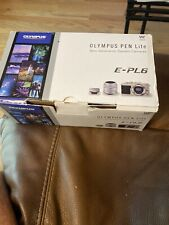 Olympus e-pl6 Digital Camera With Zuiko M 14-42 Lens With Accessories