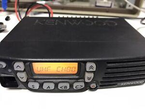 Kenwood UHF Radio