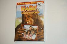 Harry and the Hendersons (DVD, 2007, Special Edition)