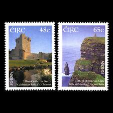 Ireland 2004 - EUROPA Stamps - Holidays - Sc 1543/4 MNH