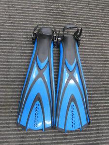 Pr Atomic Aquatics X1 Blade Fins, Adjustable Open Foot Strap, Size Small,Quality