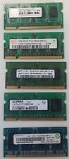 Assorted Major Brand 1GB SODIMM DDR2 PC2-6400 Laptop Memory (IL/MB-DDR2-1GB-6...