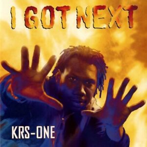 "KRS-One ""I Got Next"" Art Music Album Canvas Poster HD Print 12 16 20 24"" Sizes"