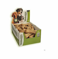 Whimzees Rice Bone 50 Pieces Vegetable Treats Dog Chews - Sent 1st class signed