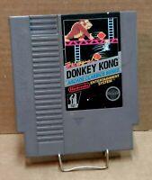 Original Donkey Kong Arcade Classics - Cart Only - Nintendo NES - FREE SHIPPING