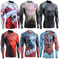 FIXGEAR-Skin-Compression-shirt-training-Base Layer MMA rash guard jiu jitsu