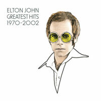Greatest Hits 1970 2002 - John Elton 2 CD Set Sealed ! New !