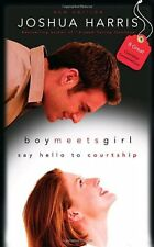 Boy Meets Girl: Say Hello to Courtship by Joshua Harris, (Paperback), Multnomah