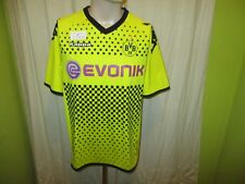 "Borussia Dortmund Kappa Deutscher Meister Trikot 2011/12 ""EVONIK"" Gr.L TOP"