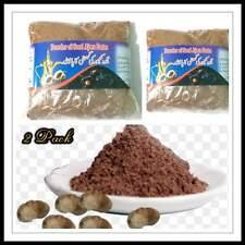 Polvo de semillas de fecha 2 Ajwa khajoor Original Sellado de Madina 100g cuidado de la salud