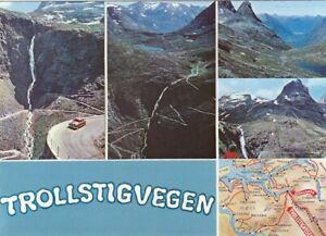 Norge, Trollstigvegen ngl G3770