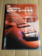 SASH - LUNATIC GUITAR GROOVES - VOGGENREITER - NOTEN + CD