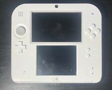 New listing Nintendo 2Ds Launch Edition 4Gb White & Red Handheld System with Charger