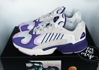 Adidas Dragonball Z Yung 1 Yung-1 Frieza Purple White UK 5 9 10 11 12 US New
