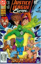Justice League Europe # 35 (Keith Giffen) (USA, 1992)
