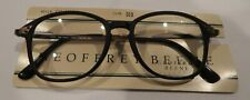 Vintage Geoffrey Beene Gb-1014 010 50/18 Eyeglass Frame New Old Stock #303