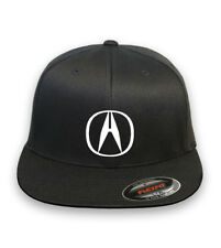 ACURA Motor Flex Fit CURVED BILL HAT FREE SHIPPING Choose Size and Color and Bil