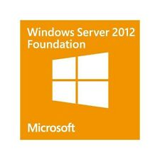 Microsoft Windows Server 2012 R2 Foundation Reseller Option Kit (ROK)