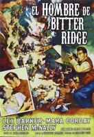 El Hombre De Bitter Ridge - The Man from Bitter Ridge