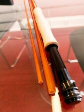 Bloke XLSG UD Fibreglass fly rod blank 8'0 3-piece 5wt. FULL KIT!  SALE!!