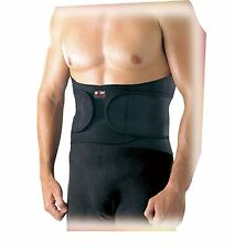 Body Sculpture Back Support Adjustable Neoprene Sports Lower Mid Lumbar Brace