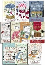 Agatha Raisin Collection By M.C. Beaton By M.C. Beaton [Paperback]