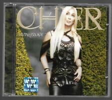 Cher - Living Proof **2001 Germany 12 Track CD Album** VGC