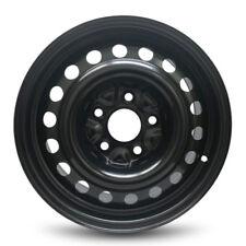 """Steel Wheel Rim 16 Inch 08-13 Dodge Caravan 08-10 Town & Country 5 Lug 5"""" Black"""