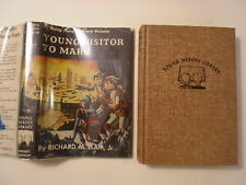 Young Visitor to Mars, Richard Elam, DJ, Young Hero's Library, 1953