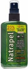 6 Pack Natrapel 12 Hour Insect Repellent Spray 3.4oz Each