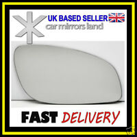 Right Driver Side Wing Mirror Glass  VAUXHALL VECTRA C MK3 2002-2008 Convex