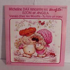 MICHELINE DAX Rencotre les WOOFITS ELTON et ANGELA 2C008 73474