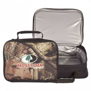 Mossy Oak Insulated Cooler Lunch Box, Bag