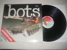Bots - Entrüstung   Vinyl  LP