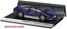 Solido 1/43 Metal Porsche 906 Carrera 6 1965 bleue