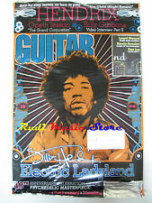 GUITAR WORLD Magazine SEALED Set 2008 +cd Jimi Hendrix Lynyrd Skynyrd Metallica