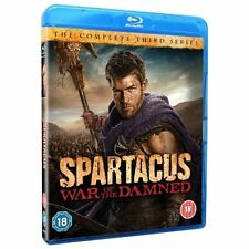 Spartacus - War Of The Damned (Blu-ray, 2013)
