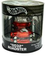 """2004 Hot Wheels """"0032"""" Roadster Drop Tops 4/4 Limited Edition Oil Can"""