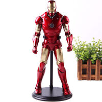 Marvel Hero Empire Toy Iron Man MK3 Tony Stark Action Figure Model Statue UK