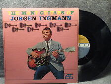 33 RPM LP Record The Many Guitars Of Jorgen Ingmann Atco Records 33-139