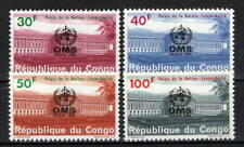 REP. Dem. du CONGO: COB 625/628 POSTFRIS ** MNH ==> ZIE SCAN.