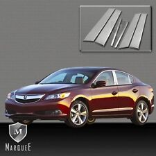 NEW 2013-2016 ACURA ILX STAINLESS STEEL PILLAR POST COVER 13-16 ACURA
