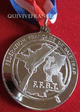 MED3728 - MEDAILLE FED. FANÇAISE DE BALL-TRAP CHAMPIONNAT DE LIGUE PCH 1988