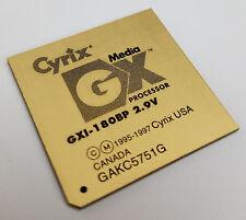 CYRIX CX5530 DRIVERS FOR WINDOWS MAC