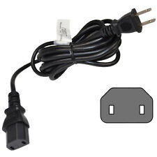 10ft AC Power Cord for Sony KDL-40V5100 KDL-46V5100 KDL-52W4100 KDL-52VE5 Bravia