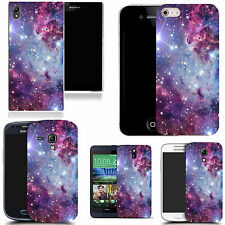 gel rubber case cover for  Mobile phones - infinite stars silicone