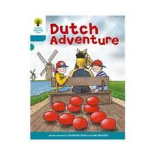 Dutch Adventure by Roderick Hunt, Alex Brychta (illustrator)